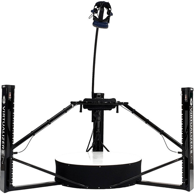 The Virtualizer ELITE 2 VR Locomotion Platform - Product Picture