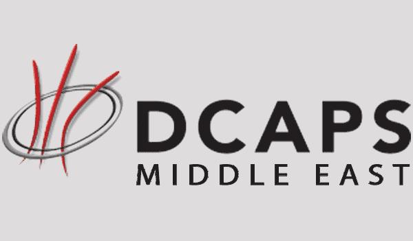 Logo of DCAPS Middle East Abu Dhabi