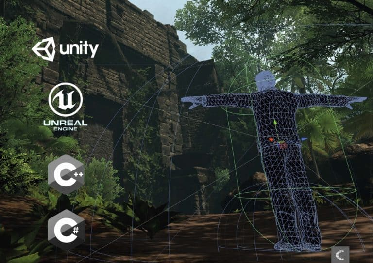 Character Controller in Unity