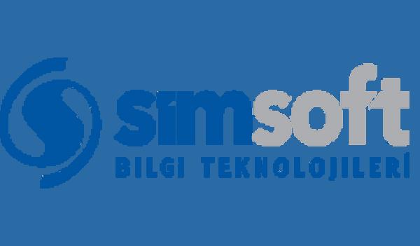 Logo of Turkish company Simsoft