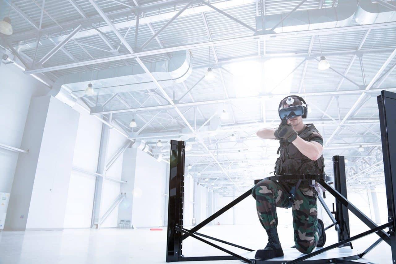 Virtualizer ELITE defense look