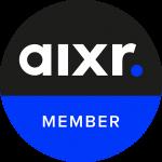 Logo for AIXR Members
